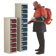 Picture of Postroom Lockers
