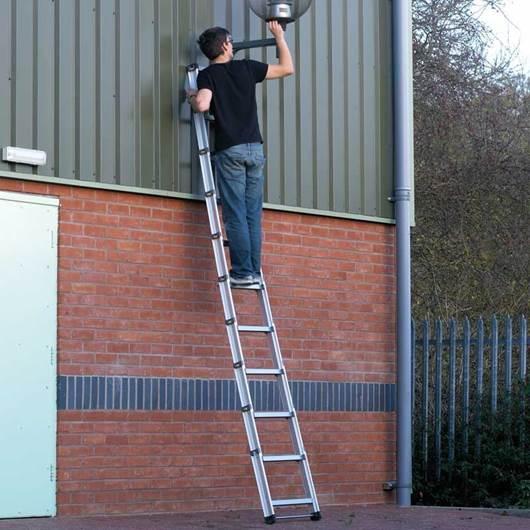 Picture of Economy Telescopic Ladder
