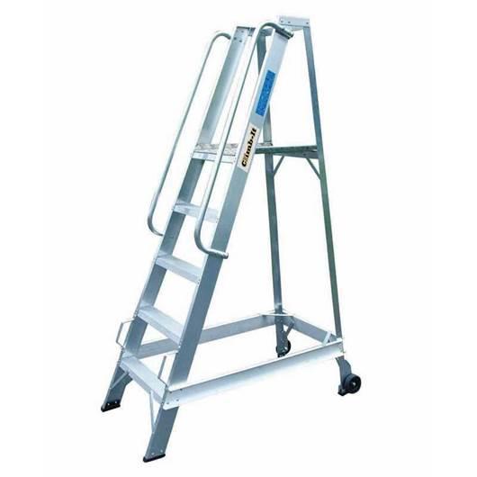 Picture of Climb-It Aluminium Warehouse Steps