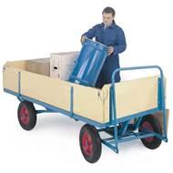 Picture of Turntable & Ackerman Trucks