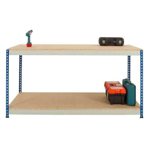 Picture of Rivet Full Undershelf Workbenches