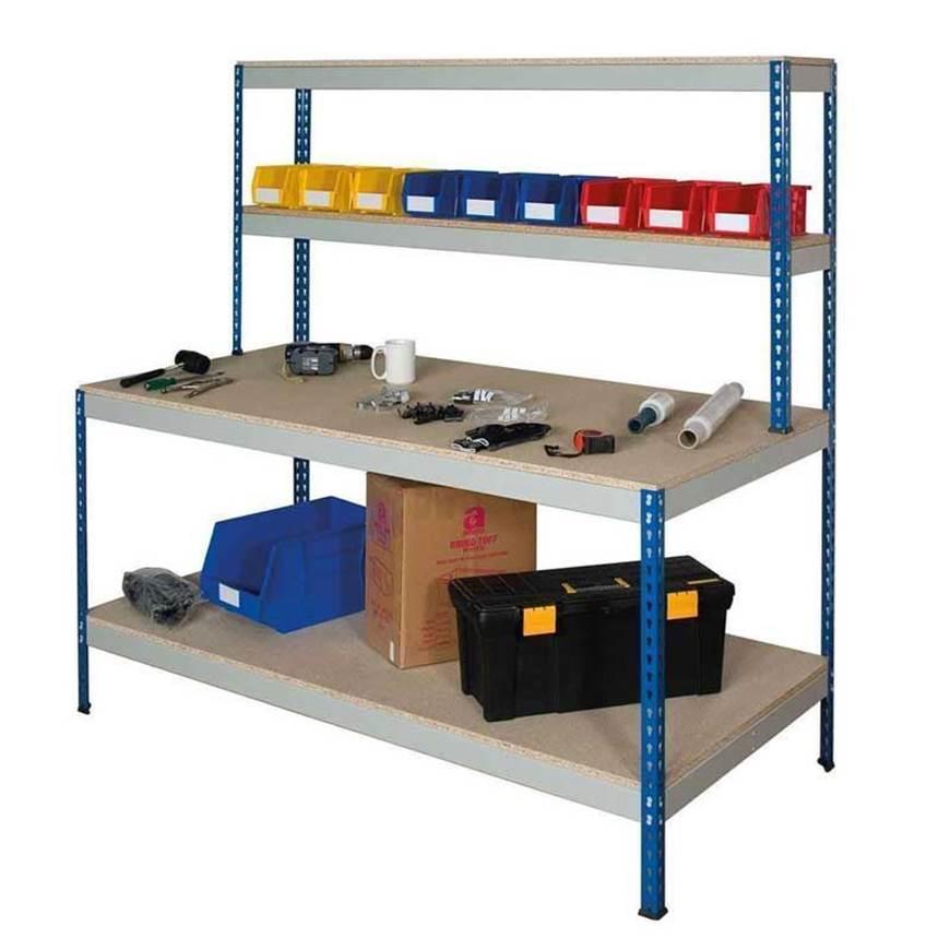 Picture of Rivet Full Undershelf Workstation